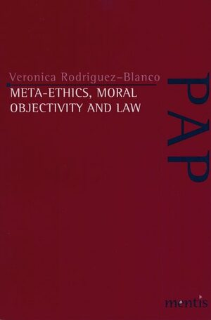 Cover Meta-Ethics, Moral Objectivity and Law