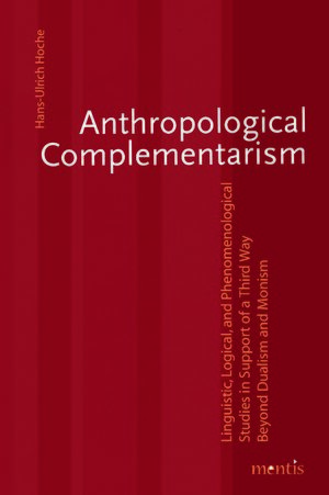Cover Anthropological Complementarism