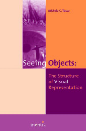Cover Seeing Objects: The Structure of Visual Representation