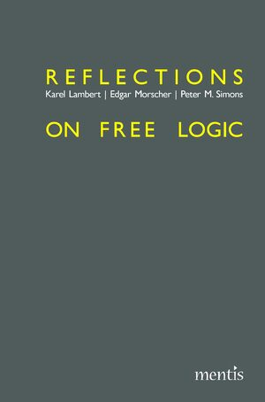 Cover Reflections on Free Logic