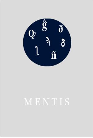 Cover map – mentis anthologien philosophie