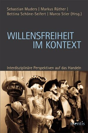 Cover Willensfreiheit im Kontext