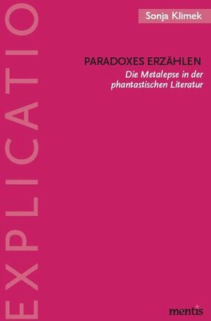 Cover Paradoxes Erzählen