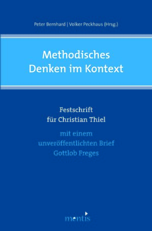 Cover Methodisches Denken im Kontext