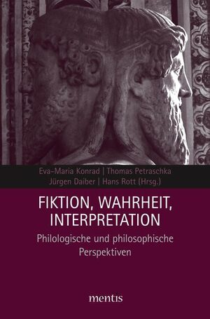 Cover Fiktion, Wahrheit, Interpretation