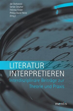 Cover Literatur interpretieren