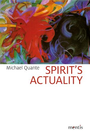 Cover Spirit's Actuality