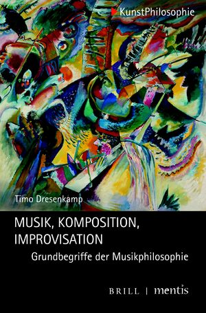 Cover Musik - Komposition - Improvisation